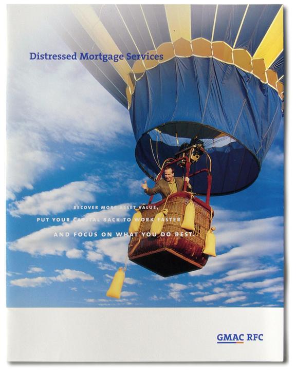 Brochure Design - GMAC