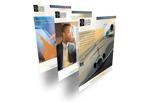 Website Design - Central Business Jets
