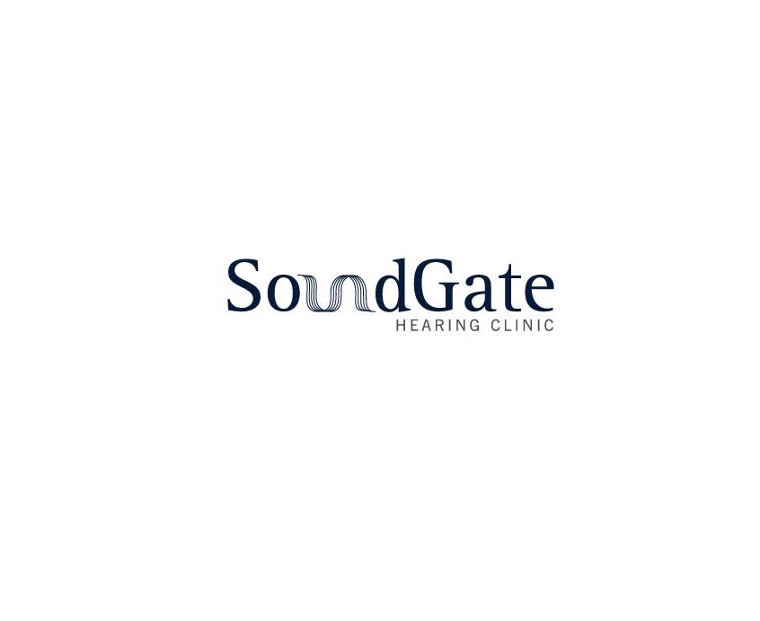Logo Design SoundGate