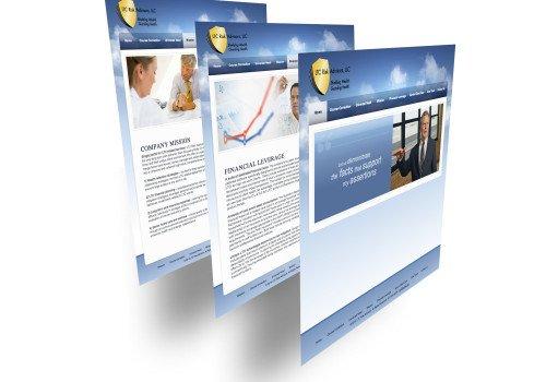Website Design - LTC Risk Advisors