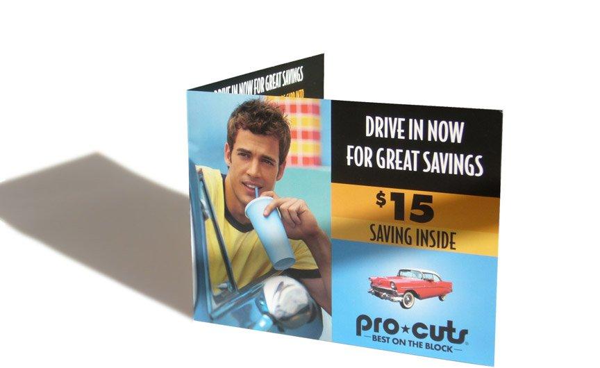 Brochure Design ProCuts