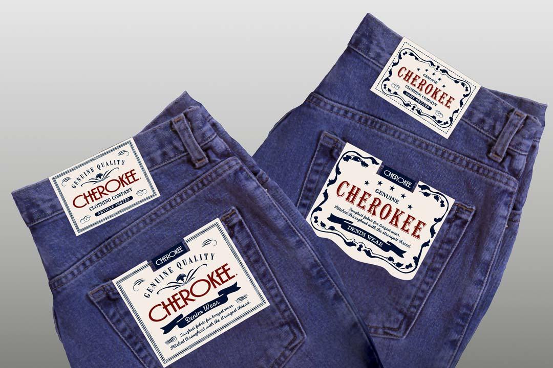 Retail Label Design