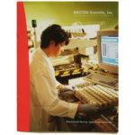 Annual Report Design - Medtox Scientific