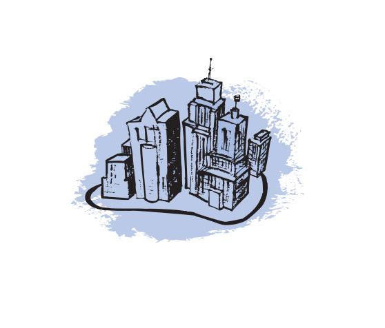 Illustration, Minneapolis - Vacation Passport